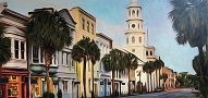 larger image of the work, Charleston, South Carolina