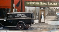 larger image of the work, The 1933 Gaertner Home Bakery